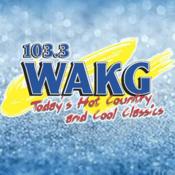 WAKG - 103.3 FM