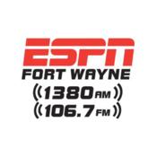 ESPN 106.7 FM Fort Wayne