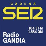 Radio Gandia SER 104.3 FM 1584 AM