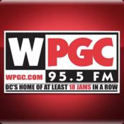 WPGC-FM 95.5 FM