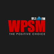WPSM - The Positive Choice 91.1 FM