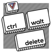 Ctrl-Walt-Delete