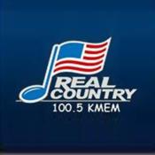 KMEM-FM - America\'s Best Country 100.5 FM