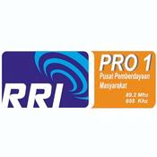 RRI Pro 1 Mataram FM 89.2