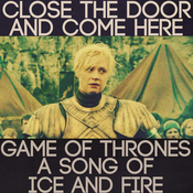 Close the Door: Game of Thrones, A Song of Ice and Fire Podcast