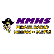 KMHS - Pirate Radio 91.3 FM