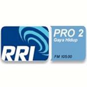 RRI Pro 2 Palu FM 105