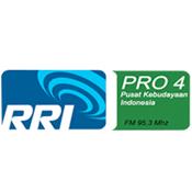 RRI Pro 4 Denpasar FM 95.3